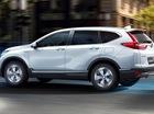 Honda giới thiệu CR-V 2017 phiên bản tiết kiệm xăng không có ở Việt Nam