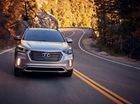 Hyundai giới thiệu Santa Fe 2018 với những thay đổi nhẹ nhàng
