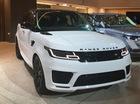 """Lần đầu chiêm ngưỡng vẻ đẹp """"bằng xương, bằng thịt"""" của Range Rover Sport 2018"""