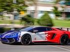 """Cận cảnh bộ áo mới trên Lamborghini Aventador SV 32 tỷ Đồng của Minh """"Nhựa"""""""