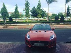 """Jaguar F-Type S màu cam độc nhất Việt Nam """"làm dâu"""" Bình Thuận"""