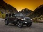 Diện kiến sớm xe việt dã Jeep Wrangler 2018