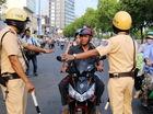 Cảnh sát giao thông Hà Nội kiến nghị tính điểm giấy phép lái xe