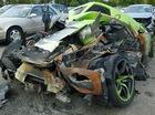 """Lamborghini Murcielago xanh cốm """"đồng nát"""" vẫn được cho đấu giá"""