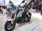 Loncin trình làng naked bike 500 phân khối mới với thiết kế giống Honda CB500F