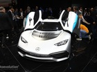 """Chưa được phát triển xong, """"cực phẩm"""" Mercedes-AMG Project One đã """"đội giá"""" trên thị trường"""