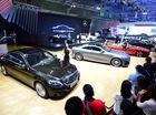 Mercedes-Benz lại chiếm trọn gian hàng lớn nhất tại Triển lãm ô tô Việt Nam 2017