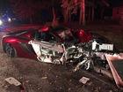 McLaren 650S hỏng nặng đến mức khó nhận dạng trong tai nạn kinh hoàng