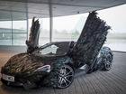 """Siêu xe McLaren 570GT phủ lông chim cho người thích """"chơi trội"""""""