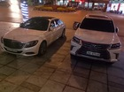 Mercedes-Maybach S600 trị giá 14,2 tỷ Đồng sóng đôi cùng Lexus LX570 tại Lào Cai