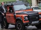 """Tỷ phú Anh muốn """"hồi sinh"""" xe việt dã huyền thoại Land Rover Defender"""
