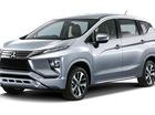 MPV cỡ nhỏ cho Đông Nam Á của Mitsubishi chính thức bước ra ánh sáng, giá từ 323 triệu Đồng