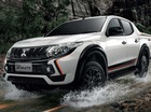 Mitsubishi Triton Athlete ra mắt, cạnh tranh Ford Ranger Wildtrak