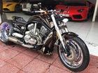 """Chiêm ngưỡng Harley-Davidson V-Rod độ """"khủng"""" của đại gia ngành y tế thích sưu tầm siêu xe và mô tô"""