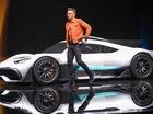 """Tay đua Lewis Hamilton bỏ ra hơn 123 tỷ Đồng để mua 2 """"cực phẩm"""" Mercedes-AMG Project One"""