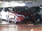 Nissan Leaf 2018 lộ diện trong nhà máy trước ngày ra mắt