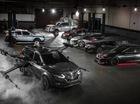 Nissan ra mắt 7 mẫu xe độ lấy cảm hứng từ bộ phim Star Wars: The Last Jedi