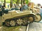 Kettenkrad - cỗ xe máy lai tăng vô tiền khoáng hậu của quân đội Đức thời thế chiến