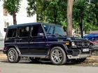 Siêu SUV Mercedes G63 xuất hiện tại nhà Cường Đô La