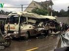 Hai ô tô gây tai nạn kinh hoàng làm 3 người tử vong ở Nghệ An