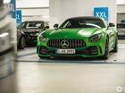 Vẻ đẹp của siêu xe Mercedes-AMG GT R