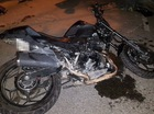 Môtô phân khối lớn tông xe máy nát bét, 2 thanh niên nguy kịch