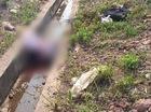 Cố sang đường cao tốc để bắt xe về quê, người phụ nữ bị ô tô hất văng xuống rãnh cống tử vong