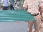 Va chạm với xe xích lô chở tôn, người đàn ông bị tôn cứa cổ khiến tử vong