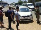 Chạy quá tốc độ, du khách Trung Quốc tông thẳng ôtô vào CSGT