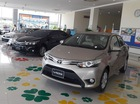Thị phần ô tô tháng 11/2017: Toyota tiếp tục bành trướng