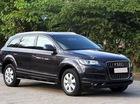 SUV hạng sang Audi Q7 sau 7 năm sử dụng giá ngang Toyota Fortuner mới