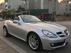 Xe mui trần Mercedes SLK 200 đi hơn 20.000 km rao bán lại chỉ 800 triệu đồng