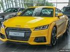 Audi TT 2.0 Black Edition 2018 có giá 77.858 USD tại Malaysia