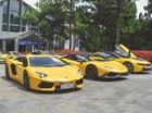 Những hình ảnh đẹp siêu xe Sài Gòn trong năm 2017