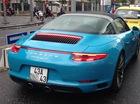 Tay chơi Đà Nẵng chi 8 tỷ Đồng tậu Porsche 911 Targa 4 màu xanh Lemans