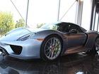 Vẻ đẹp siêu xe Porsche 918 Spyder với tùy chọn màu sơn đắt đỏ trị giá 1,45 tỷ Đồng