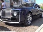 Bắt gặp kiệt tác 290,6 tỷ Đồng Rolls-Royce Sweptail trên đường phố
