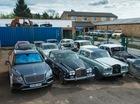 """Flying Spares - Nơi những chiếc xe sang Rolls-Royce và Bentley """"trút hơi thở cuối cùng"""""""