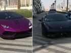 Tắc đường toàn siêu xe, chuyện thường ngày tại Dubai