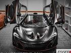 Đây là chiếc McLaren P1 MSO duy nhất trên thế giới được trang bị bộ áo đen mờ