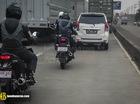 Bắt gặp xe côn tay Yamaha V-Ixion 2017 trên đường phố