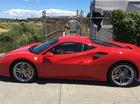 Ăn trộm siêu xe Ferrari 488 GTB rồi bị bắt vì... không có tiền đổ xăng