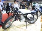 Xe côn tay thiết kế ngược thời đại Suzuki GD110 có bản độ cá tính