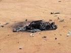 """Lamborghini Aventador Roadster """"hóa thành tro bụi"""" sau tai nạn kinh hoàng, người lái chỉ bị thương nhẹ"""