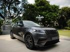 SUV hạng sang Range Rover Velar ra mắt Đông Nam Á với giá từ 4,1 tỷ Đồng