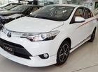 Phân khúc B cạnh tranh khốc liệt - Toyota Vios giảm giá sâu, ra phiên bản thể thao mới