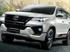 Toyota Fortuner 2017 có thêm 2 bản trang bị mới và phanh đĩa sau tiêu chuẩn