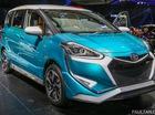 """Xe gia đình Toyota Sienta """"lột xác"""" từ hình tượng dễ thương sang đậm chất thể thao"""
