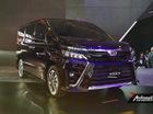 """Toyota Voxy 2017 - xe MPV """"sang chảnh"""" hơn Innova nhưng kém Alphard - chính thức ra mắt Đông Nam Á"""