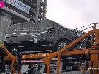 Mẫu MPV mới sắp ra mắt Đông Nam Á của Toyota bị bắt gặp trên đường phố
